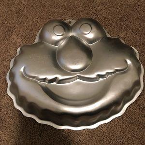Wilton Elmo Sesame Street Cale pan